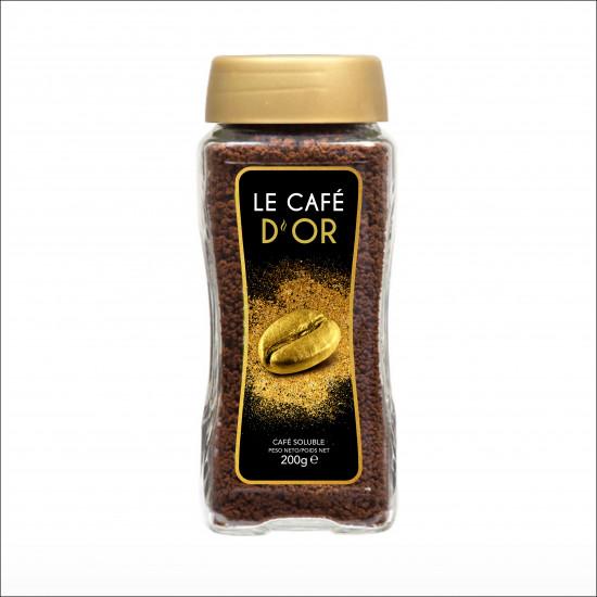Le CAFÉ D´OR